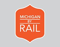 Michigan By Rail Logo