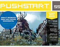 PUSHSTART - Video Game Magazine