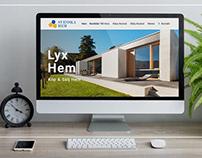 Svenska Hem - Property Listing Portal (by Suretek)