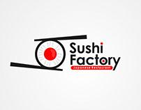 Sushi Factory Logo