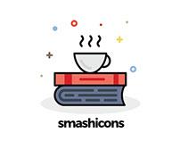 Coffee Shop Icons at www.smashicons.com