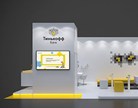 Tinkoff exhibition stand – in search for talents