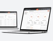 UI   Spark Analytics Suite