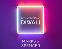 Marks & Spencer India Promo for Diwali