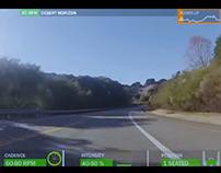 Biking Training Video - Motion Graphics