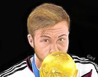 Soccer Drawings