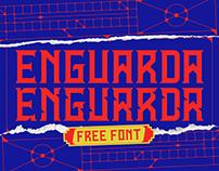 Enguarda Free Font