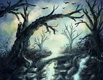Fantasy Environment by unikatdesign