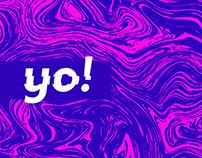 Yo! Agência Digital [Rebranding]