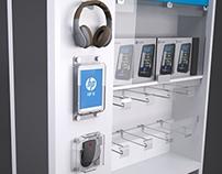 HP / Mobiliario+Experiencia