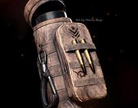 Tactical Bottle Pouch