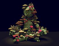 Fungus Gal