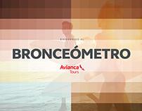 Bronceometro Avianca Tours : Advertising Campaign