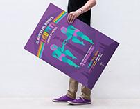 Cartel / XL Marcha del Orgullo LGBTTTI de la CDMX