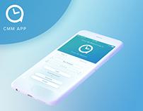 CMM App UI/UX