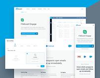 Fileboard Web & Dashboard Design