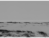 Beach Greyscale