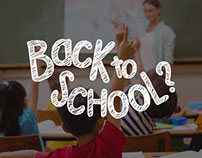 Lakeshore School Back to School Campaign