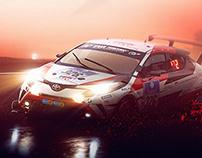 Toyota IZOA & CHR Pre Launch 2018