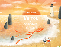 Victor. Role model. Children book