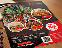 Restaurant Flyer Bundle