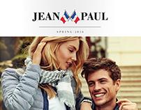Lookbook Spring 2016 / Jean Paul