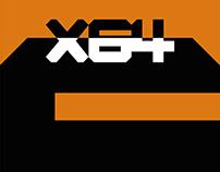 Typographie - X64