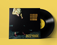 Dizzyride / vinyl artwork
