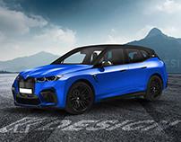 BMW iX M Competition 2023