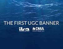 The First UGC Banner