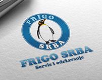 Logo FRIGO SRBA