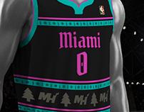NBA Xmas 2018 Uniform Concepts