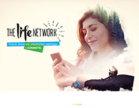 "Cosmote ""The life Network"""