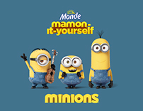 Monde My Mamon Minion Digital Materials