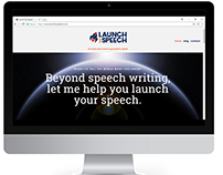 Launch My Speech Brand Development