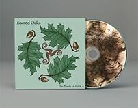 """""""Sacred Oaks"""" CD Cover"""