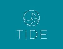 Tide Logo Design