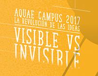 Cartel finalista AQUAE 2017