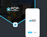 PGP Property Real Estate Mobile App