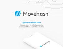 Movehash.com | Logo Design | App Logo