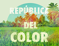 Comunicacion para documental Republica del Color