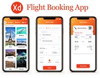 Flight Booking App UI Kit