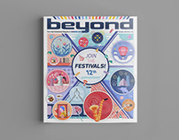 beyond magazine cover design