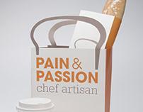 Branding - Pain & Passion