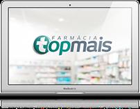 Branding - Farmácia TopMais