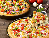 Pizza Hut Pan Pizzas