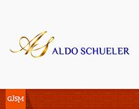 Logotipo Aldo Schueler