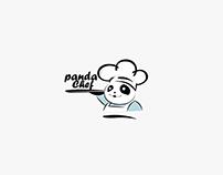 Panda Chef Logo