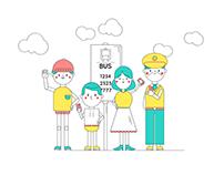 Neibus-Reward based Bus application