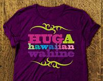 Hug A Hawaiian Wahine